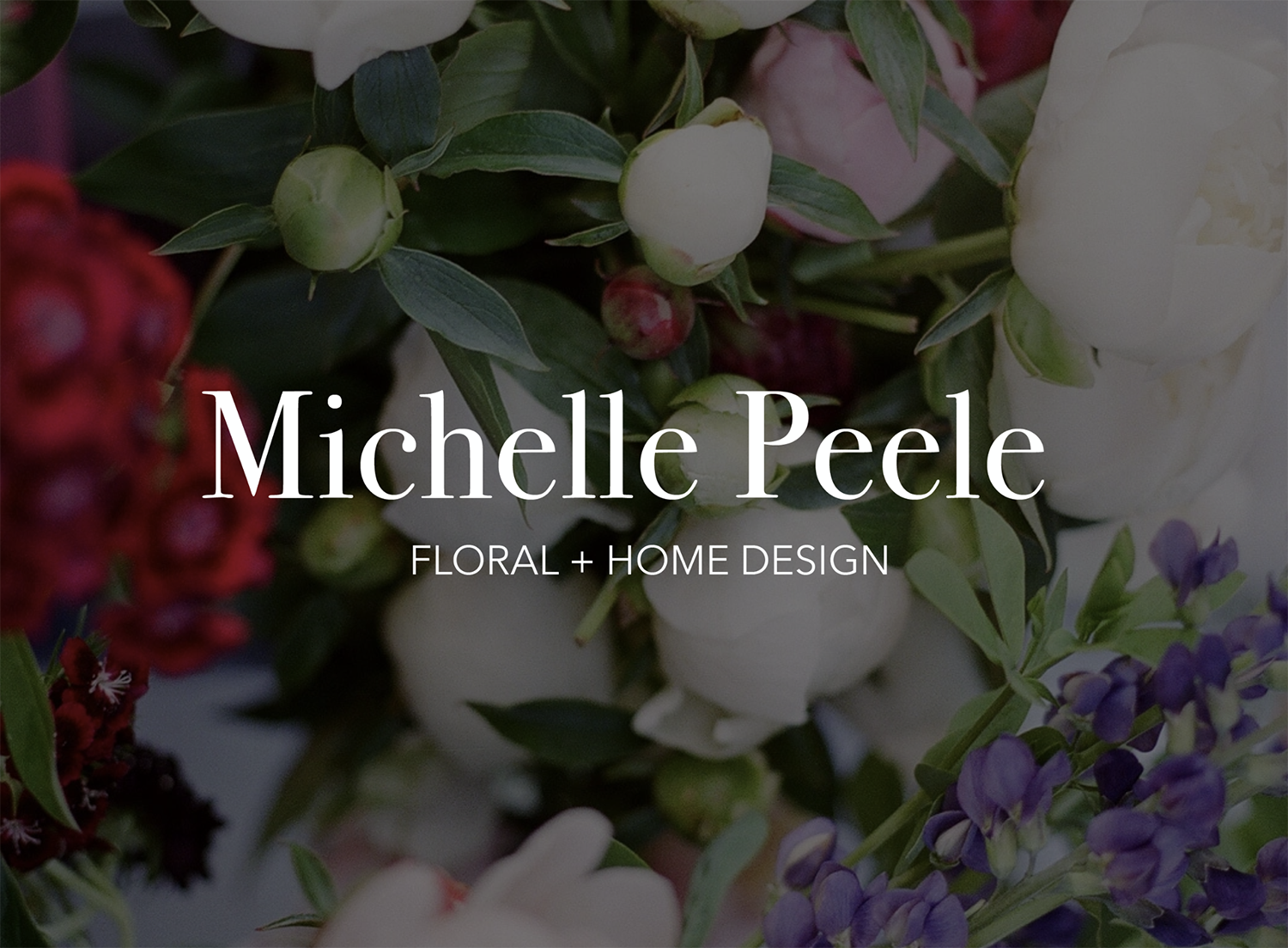 Michelle Peele Website